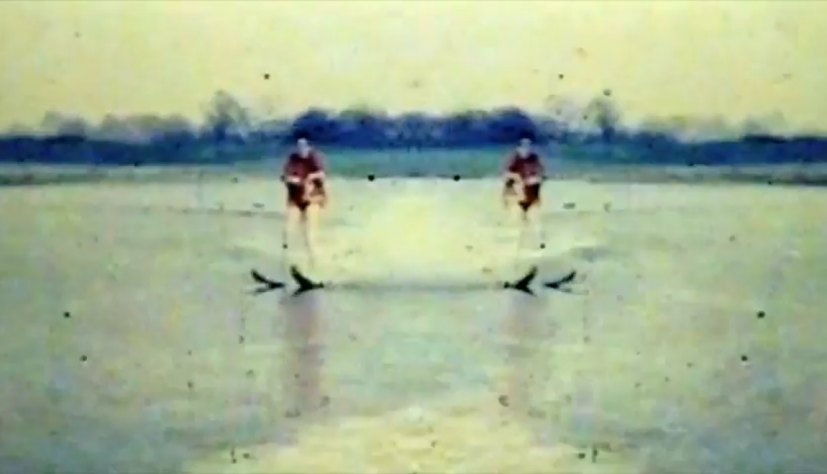 St Osyth Lake - 8mm Found Film 0-36 screenshot