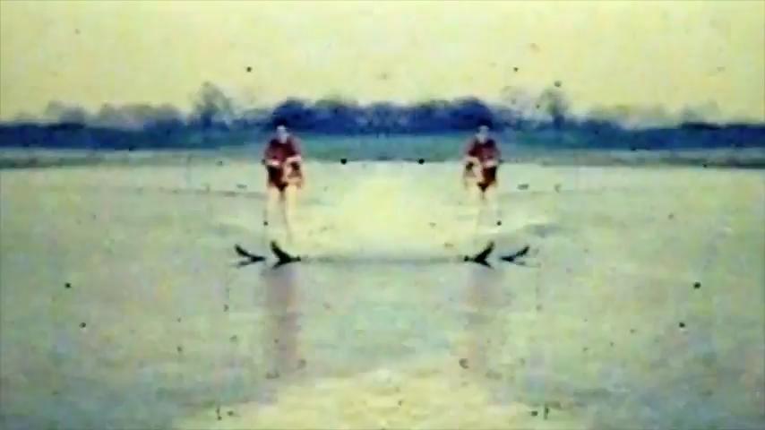 St Osyth Lake - 8mm Found Film 0-36 screenshot