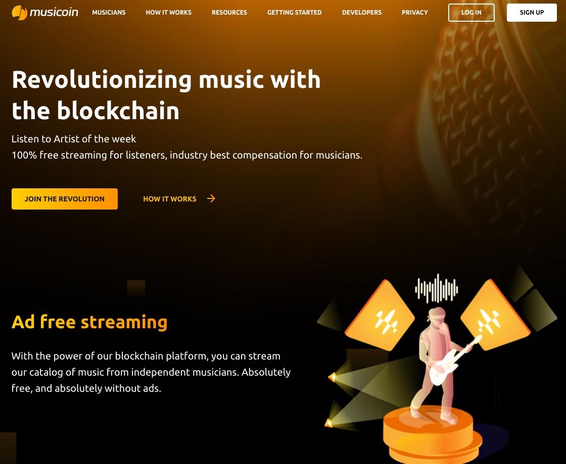 musicoin-screenshot