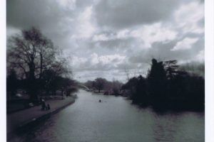 River Great Ouse at Bedford Embankment